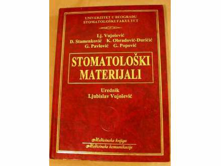 Stomatoloski materijali