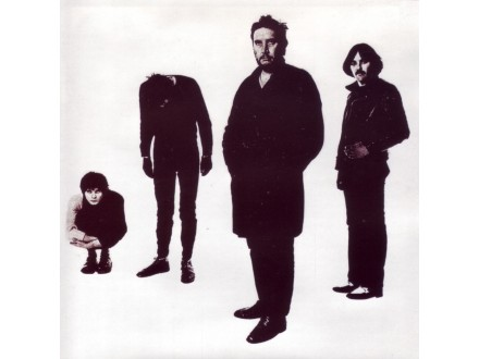 Stranglers, The - Black And White