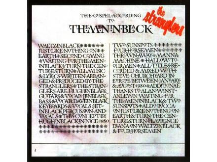 Stranglers, The - (The Gospel According To) The Meninblack