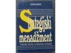 Strategijski menadžment, Z. Brnjas