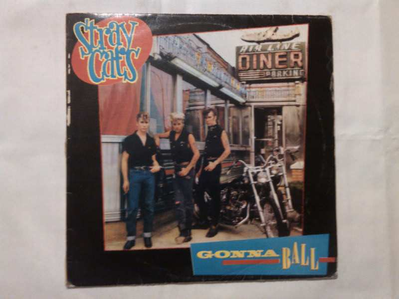 Stray Cats - Gonna Ball