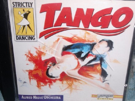 Strictly dancing Tango