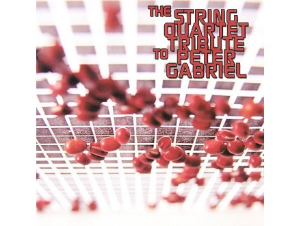 String Quartet, The (3) - The String Quartet Tribute To Peter Gabriel
