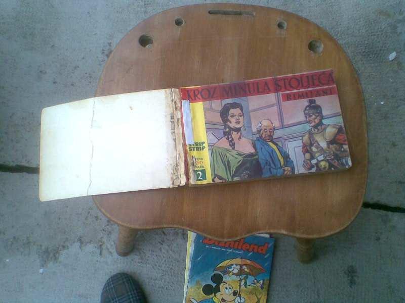 Strip Strip - Kroz minula stoljeća (ukoričeno)