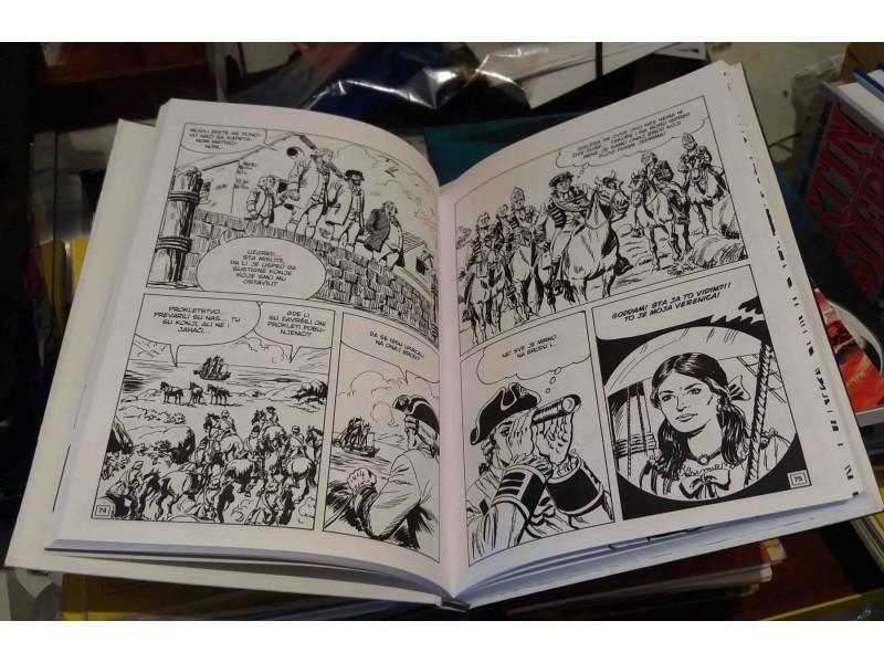 Strip Zabavnik vanredni broj 10 - Veliki Blek