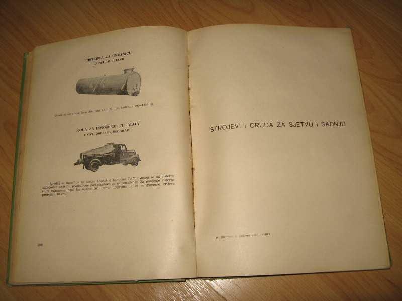 Strojevi u poljoprivredi FNRJ