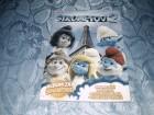 Strumfovi 2 - Album za 3D kartice fale 2 kartice