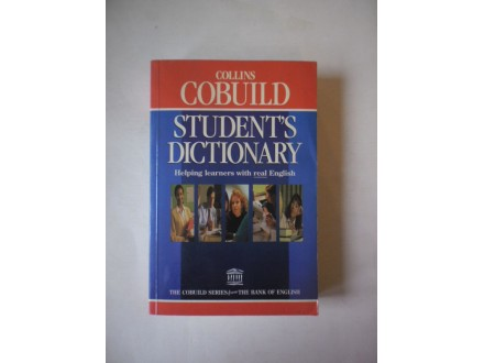 Student`s dictionary-helping learners with real English