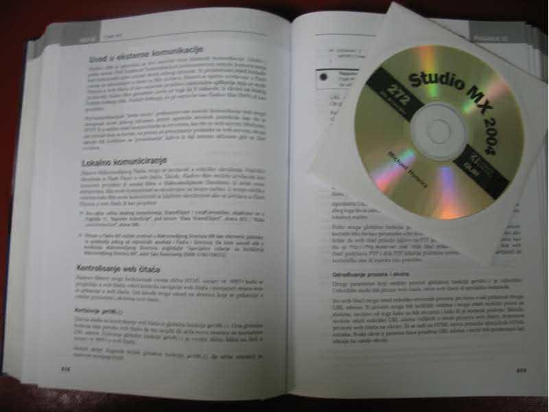 Studio MX 2004 - Bez tajni