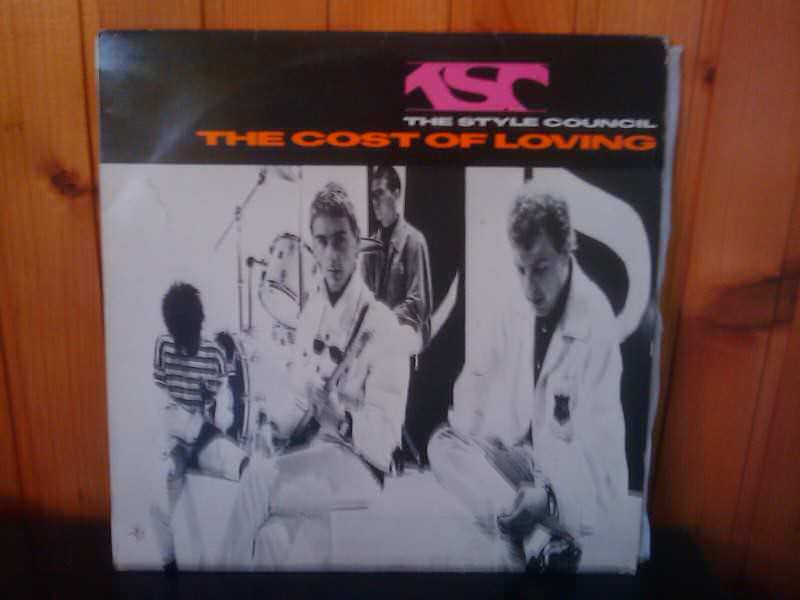 Style Council, The - The Cost Of Loving