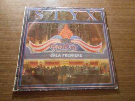 Styx - Paradise Theatre