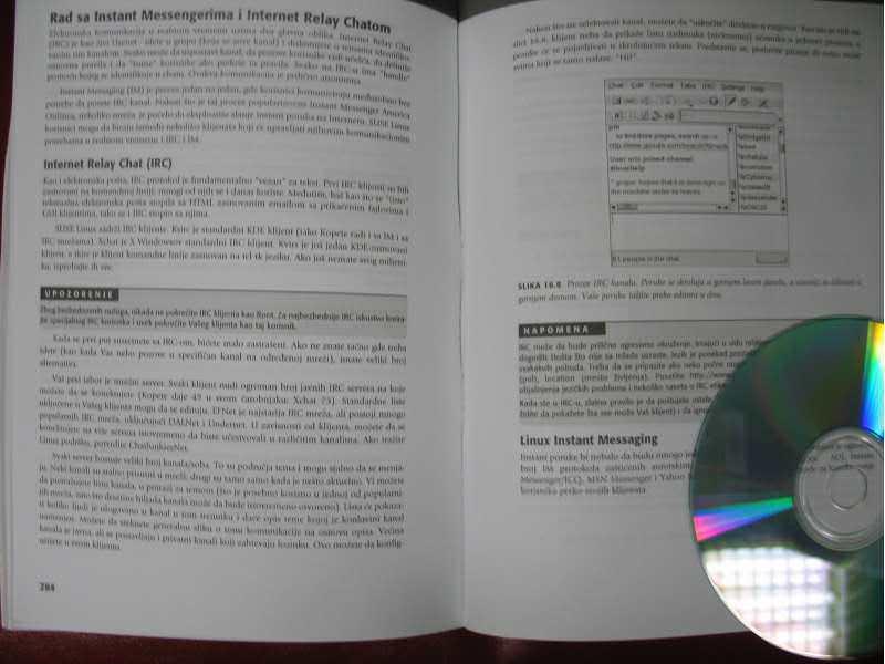 SuSe Linux 10 bez tajni