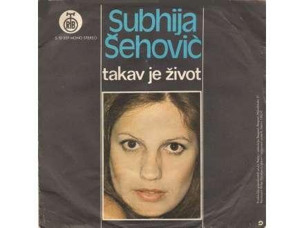 Subhija Šehović - Skinula Sam Bijeli Veo