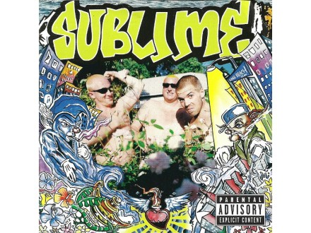 Sublime (2) - Second Hand Smoke