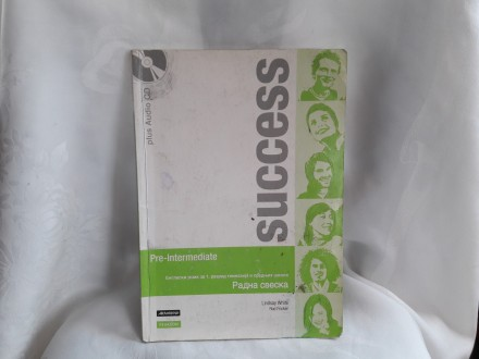 Success pre intermediate 1 prvi gimnazije Akronolo CD