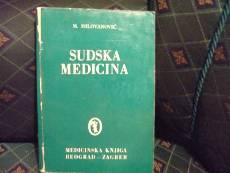 Sudska medicina, M MIlovanović