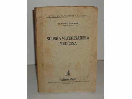 Sudska veterinarska medicina
