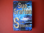 Sue Grafton - S is for silence