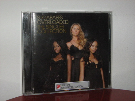 Sugababes - Overloaded - The Singles Collection