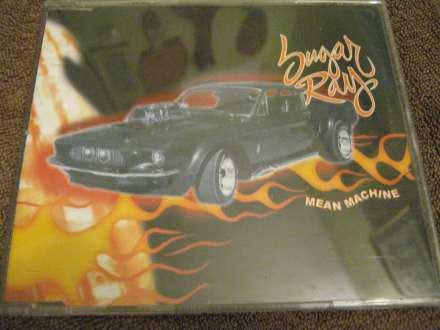 Sugar Ray (2) - Mean Machine