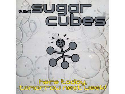 Sugarcubes, The - Here Today, Tomorrow Next Week!