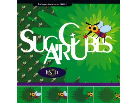 Sugarcubes, The - It`s-It