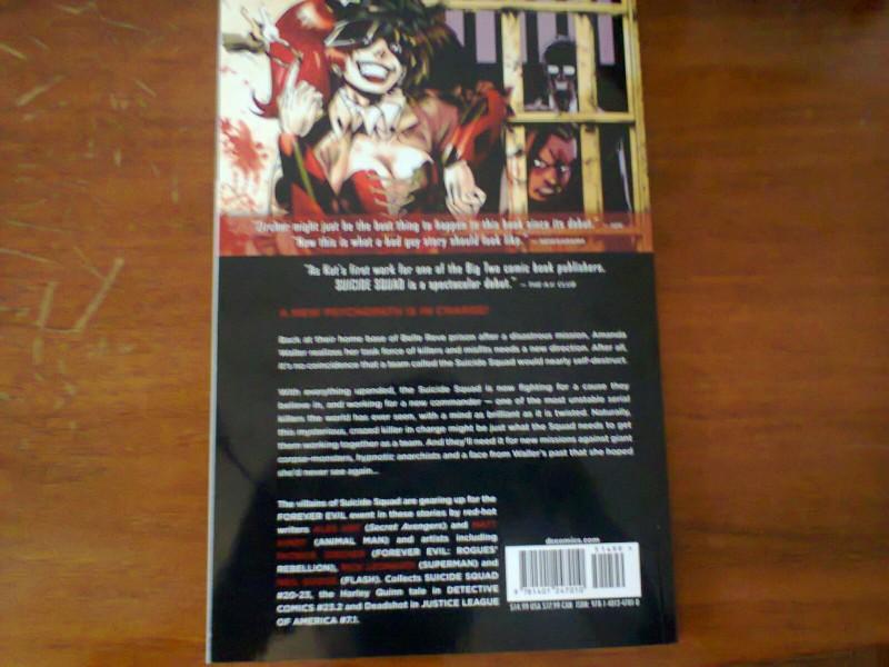 Suicide Squad Vol.4  - Discipline and Punish
