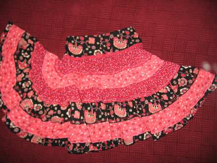 Suknja Pumpkin patch vel.1 (nova)