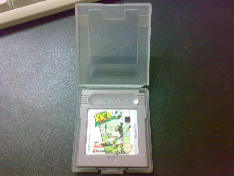 Super Kick Off za GameBoy