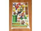 Super Mario - Samolepljivi Stikeri za Zid