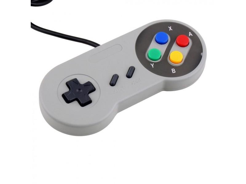 Super Nintendo SNES ANDROID USB joypad PC kontroler