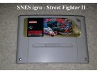 Super Nintendo - Street Fighter 2