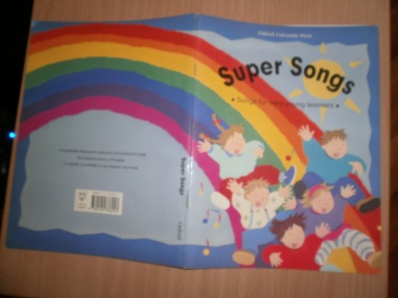 Super Songs for very young learners