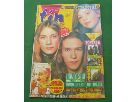 Super tin br. 40, 1997. - Hanson