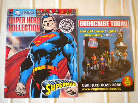Superman Super hero Collection