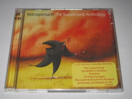 Supertramp – Retrospectacle (The Supertramp Anthology)