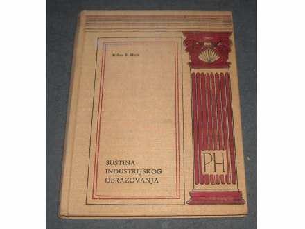 Suština industrijskog obrazovanja, 1963.god