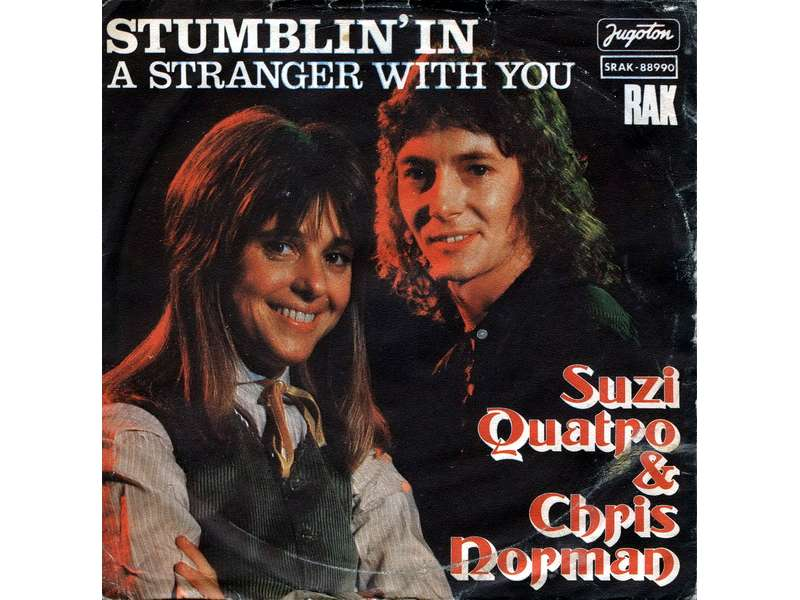 Suzi Quatro, Chris Norman - Stumblin` In / A Stranger With You