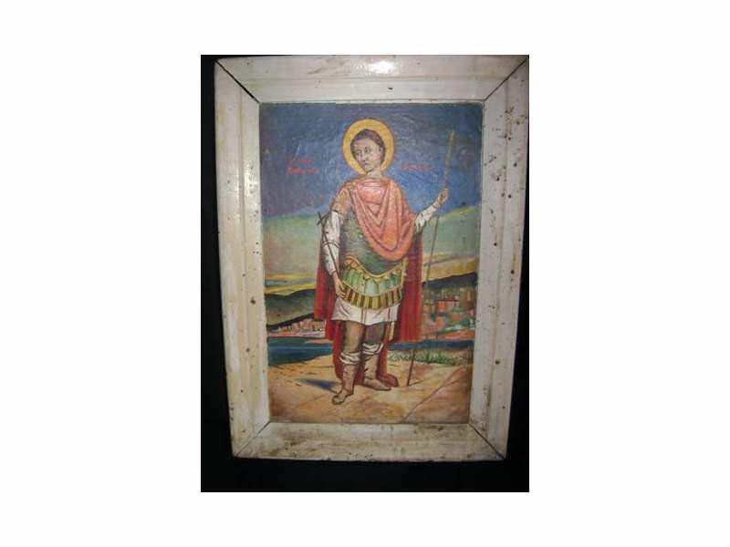 Sv.Dimitrije stara ikona