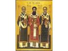 Sv.Fotije Carigradski,Sv.Grigorije Palama i Sv.Marko Ef