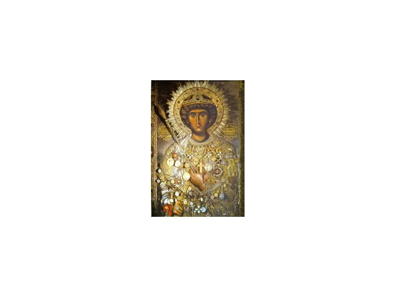 Sv. Gerogije Pobedonosac (+Zograf, Sveta Gora)