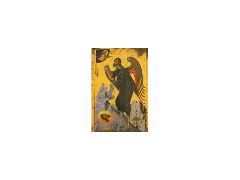 Sv.Jovan kao Andjeo pustinjski