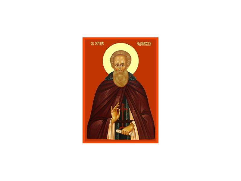 Sv. Sergije Radonezski
