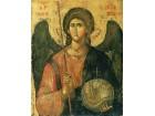 Sv arhangel Mihailo (Atinski muzej) 13x16 cm