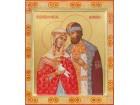 Sv blagoverni Petar i Fevronija knezovi Muromski