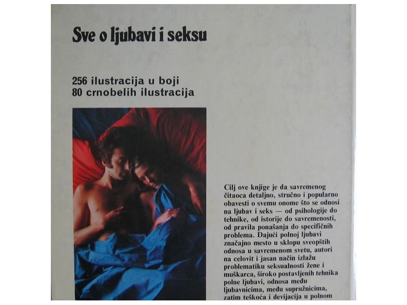 Sve o ljubavi i seksu  Holrojd Suzan i Stjuart