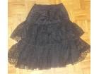 Svecana crna suknja   38