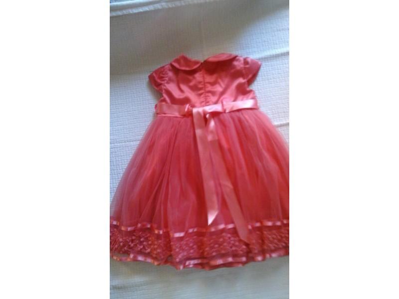 Svečana haljinica, 5 godina
