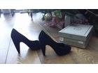 Svečane plišane cipele-sandale ASH