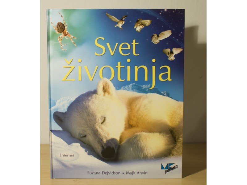 Svet Zivotinja - Suzana Dejvidson, Majk Anvin